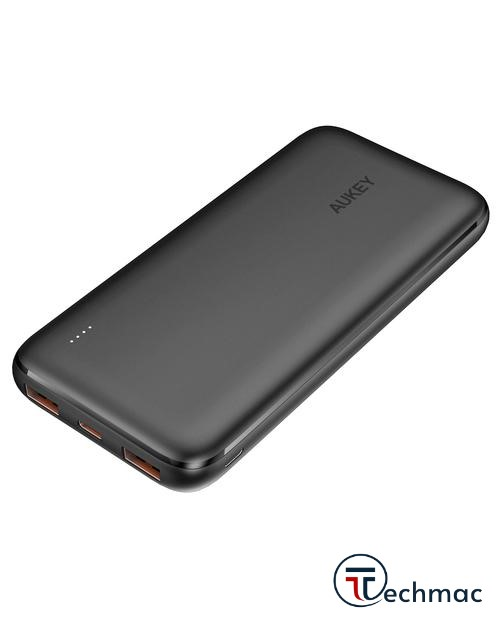 Aukey PB-N73S 10000mAh USB-C Power Bank Portable Charger Price In Pakistan