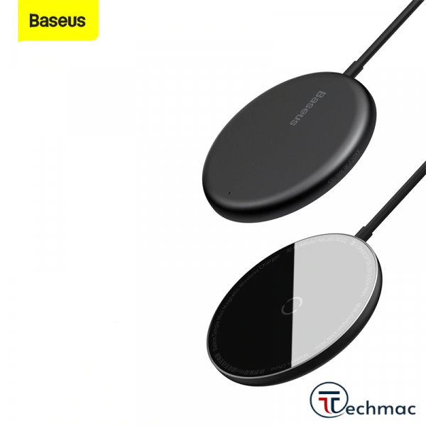 Baseus WXJK-F01 Simple Mini Magnetic Magsafe Wireless Charger Price In Pakistan