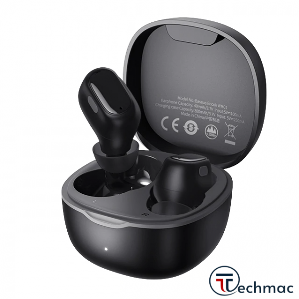 Baseus WM01 Wireless Earbuds Bluetooth 5.0 Touch Control Headset Price In Pakistan