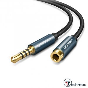 UGreen Female Extension Aux Cable Male To 3.5mm 2m Price In Pakistan