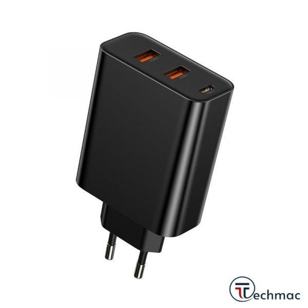 Baseus Speed PPS Three Output Quick Charge 60W Price In Pakistan